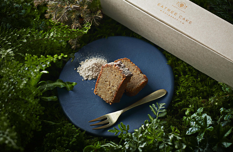 EATREE CAKE -木から生まれたケーキ-